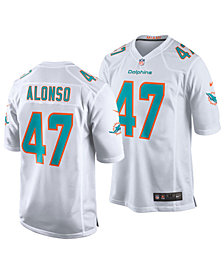 Nike Men's Kiko Alonso Miami Dolphins Game Jersey