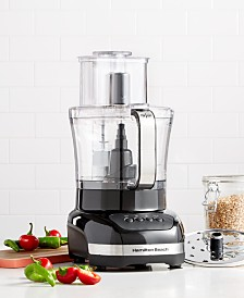 Hamilton Beach® Big Mouth® Duo Plus Food Processor