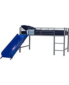 Harlow Junior Loft with Slide