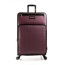 """DKNY Signature Gems 28"""" Spinner Suitcase"""