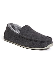 Men's Spun Felt Cozy Slipper