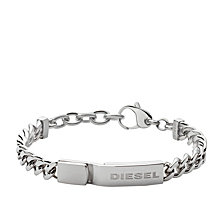 Diesel Men's Stacked Stainless-Steel Bracelet