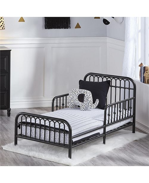 check out 94df1 d2afa Little Seeds Monarch Hill Ivy Metal Toddler Bed & Reviews ...