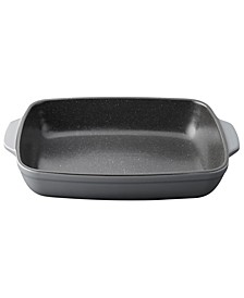 "Gem Collection Stoneware 13.8"" Rectangular Baking Dish"