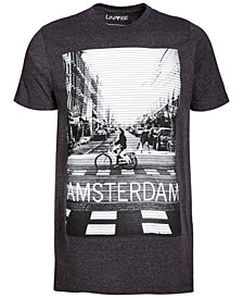 Amsterdam Men's Graphic T-Shirt