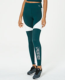 Puma Cosmic dryCELL Colorblocked High-Waist Leggings