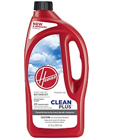 Hoover Clean Plus 2X Carpet Washer Solution, 32-oz.