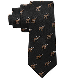 Lauren Ralph Lauren Big Boys Moose Necktie