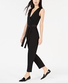 Marella Belted Jumpsuit
