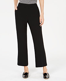 Marella Straight-Leg Trousers