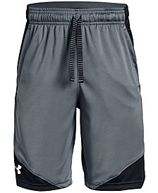 Under Armour Big Boys Stunt 2.0 Shorts