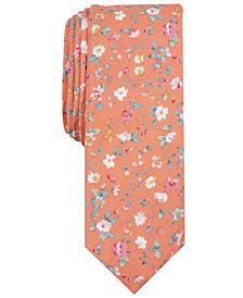 Original Penguin Men's Harkins Skinny Floral Tie