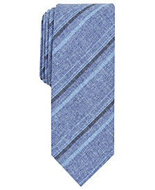 Original Penguin Men's Fagan Skinny Stripe Tie