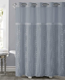 Palm Leaves 3-in-1 Shower Curtain