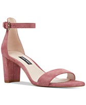 ea892da77f37 Nine West Pruce Block-Heel Sandals