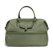 Lipault Plume Avenue Duffel Bag Olive Green