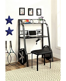 Parham Kids Desk with Stool