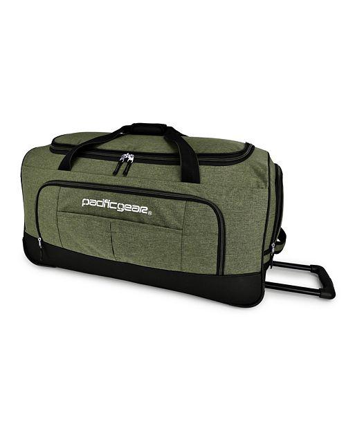 "Pacific Gear Keystone 30"" Rolling Duffel Bag"