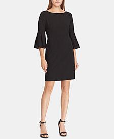 Lauren Ralph Lauren Bell-Cuff Jersey Dress