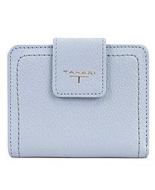 T Tahari Leather Tab Wallet