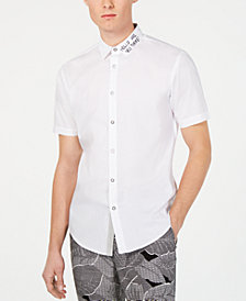 I.N.C. Men's Hello There Graphic Shirt, Created for Macy's