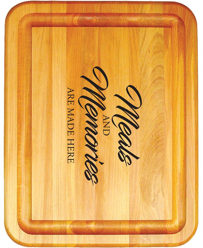 Catskill Craft Meals and Memories Branded Board
