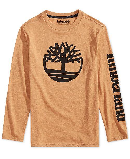 Timberland Big Boys Epsom Graphic Cotton T Shirt & Reviews