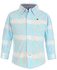 Tommy Hilfiger Baby Boys Striped Shirt