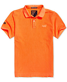 Superdry Men's Solid Polo