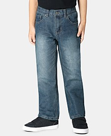 Straight Jeans, Little Boys, Created for Macy's