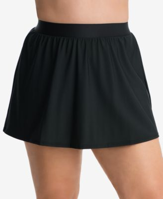 Plus Size Swim Skirt