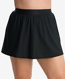 Miraclesuit Plus Size Swim Skirt
