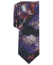 Original Penguin Men's Doleman Skinny Floral Tie