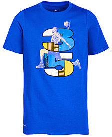 Nike Big Boys Kevin Durant 35-Print T-Shirt