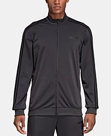 Men's Essentials 3-Stripe Track Jacket