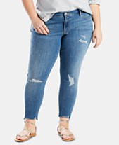 18d61f90e Womens Levis Jeans & Denim Apparel - Macy's