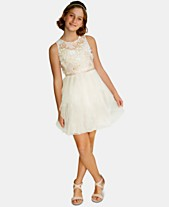 94b54ddad3b Flower Girl Dresses  Shop Flower Girl Dresses - Macy s