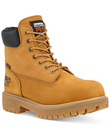 Timberland Men's Direct Attach Safety Toe Work Boots