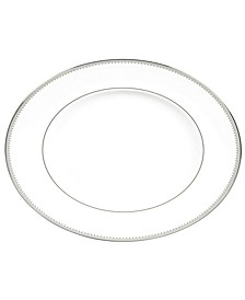 Dinnerware, Grosgrain Medium Oval Platter