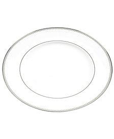 Vera Wang Wedgwood Dinnerware, Grosgrain Medium Oval Platter