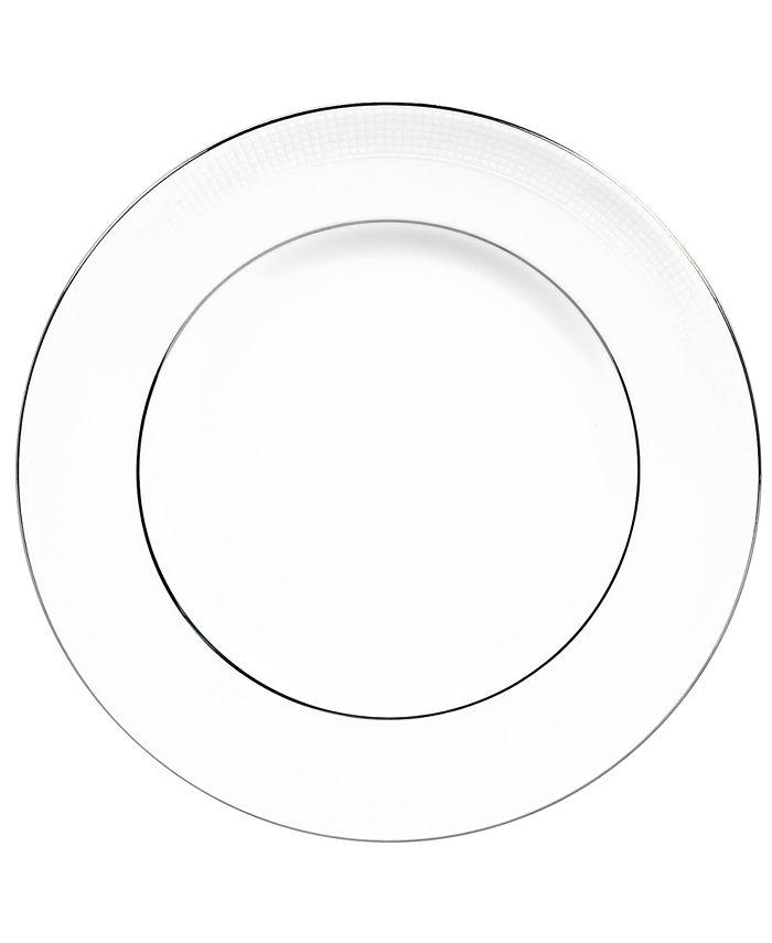 Vera Wang Wedgwood - Vera Wang Blanc sur Blanc Appetizer Plate