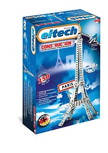 Eitech Landmark Series Eiffel Tower