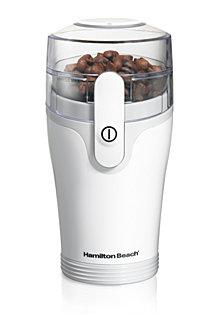 Hamilton Beach White Coffee Grinder