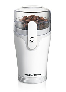 Hamilton Beach White Coffee Grinder