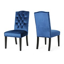 Nickolai Dining Chairs (Set of 2), Quick Ship