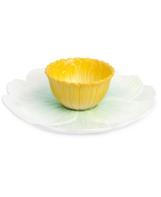 Floral Chip & Dip, Created for Macy's
