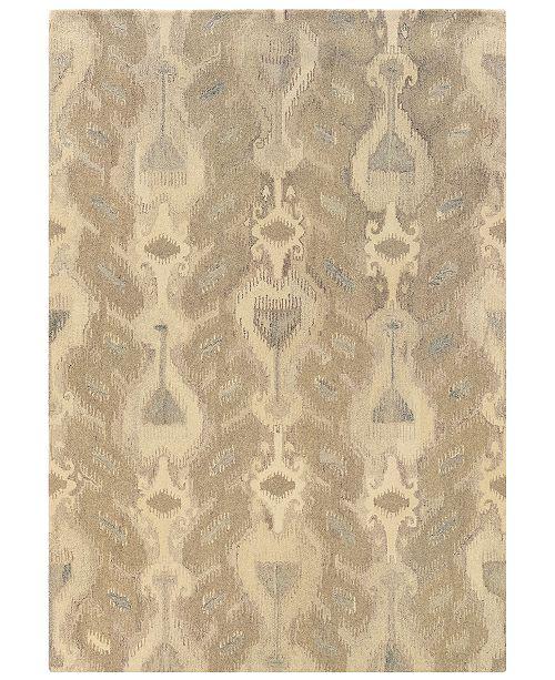 Oriental Weavers Anastasia 68004 Ivory/Sand 10' x 13' Area Rug