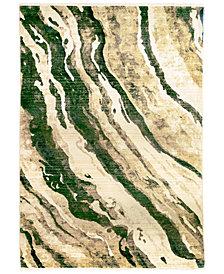 "Liora Manne' Calais 6078 Dunes 1'11"" x 7'5"" Runner Area Rug"