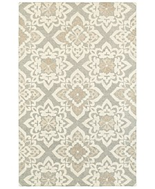 Craft 93004 Gray/Sand 8' x 10' Area Rug