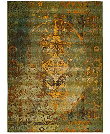 "Liora Manne' Marina 8043 Kermin 1'11"" x 7'6"" Indoor/Outdoor Runner Area Rug"